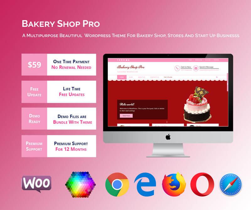 Bakery Shop Pro HightLight